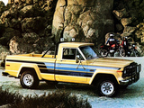 Jeep J10 Honcho 1979–80 wallpapers