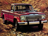 Jeep J10 1981–87 wallpapers