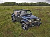 Jeep J8 3-door 2008 pictures