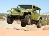 Jeep J8 Sarge Concept 2009 photos