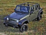 Photos of Jeep J8 5-door 2008