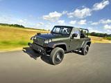 Pictures of Jeep J8 3-door 2008