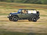 Jeep J8 3-door 2008 wallpapers