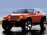 Images of Jeep Jeepster Concept 1998