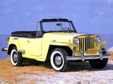 Jeep Jeepster (VJ) 1948–50 images