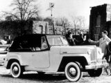 Jeep Jeepster (VJ) 1948–50 pictures
