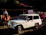 Jeep Jeepster Commando Station Wagon 1967–71 images