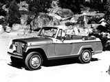 Jeep Jeepster Commando Convertible 1967–71 images