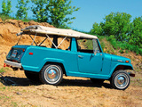 Jeep Jeepster Commando Roadster 1967–71 photos