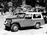 Jeep Jeepster Commando Station Wagon 1967–71 photos