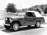 Jeep Jeepster Commando Convertible 1967–71 photos