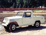 Jeep Jeepster Commando Pickup 1967–71 pictures