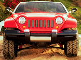 Jeep Jeepster Concept 1998 images