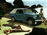 Photos of Jeep Jeepster Commando Convertible 1967–71