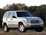 Images of Jeep Liberty Limited (KJ) 2001–04