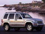 Jeep Liberty Limited (KJ) 2001–04 images