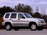 Jeep Liberty Limited (KJ) 2001–04 pictures