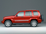 Jeep Liberty Limited 2005–07 images