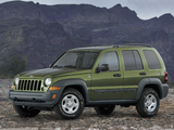 Jeep Liberty Limited 2005–07 photos