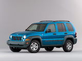 Jeep Liberty Limited 2005–07 pictures