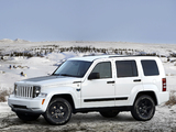 Jeep Liberty Arctic 2012 photos