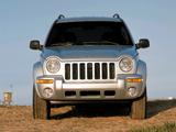 Photos of Jeep Liberty Limited (KJ) 2001–04