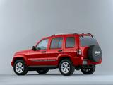 Photos of Jeep Liberty Limited (KJ) 2004–07