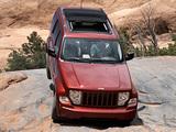 Photos of Jeep Liberty Sport 2007