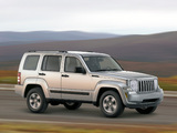 Photos of Jeep Liberty Sport 2007