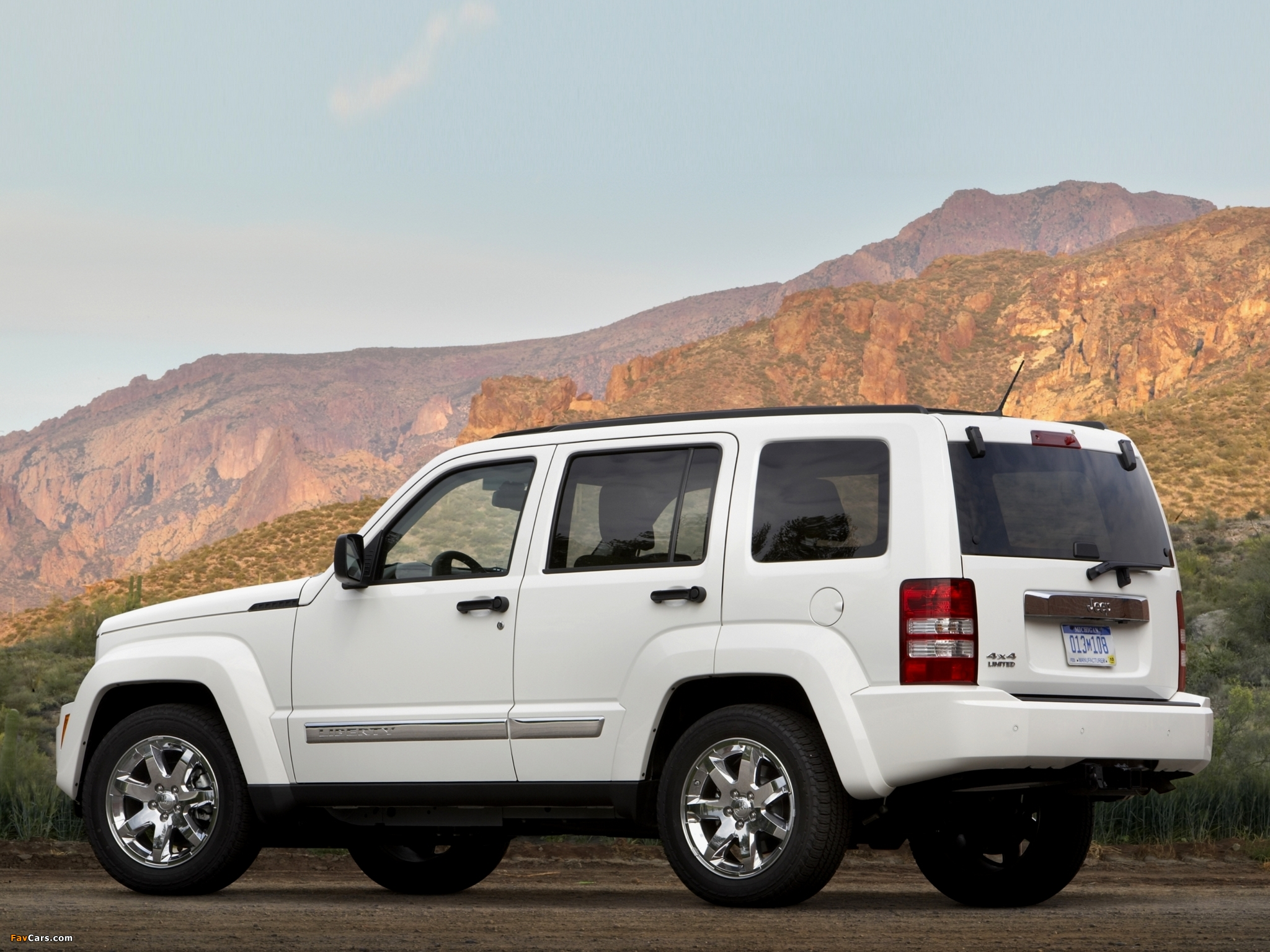 jeep liberty limited edition mpg gov
