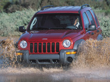 Pictures of Jeep Liberty Sport 2002–05