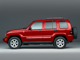 Pictures of Jeep Liberty Limited (KJ) 2004–07