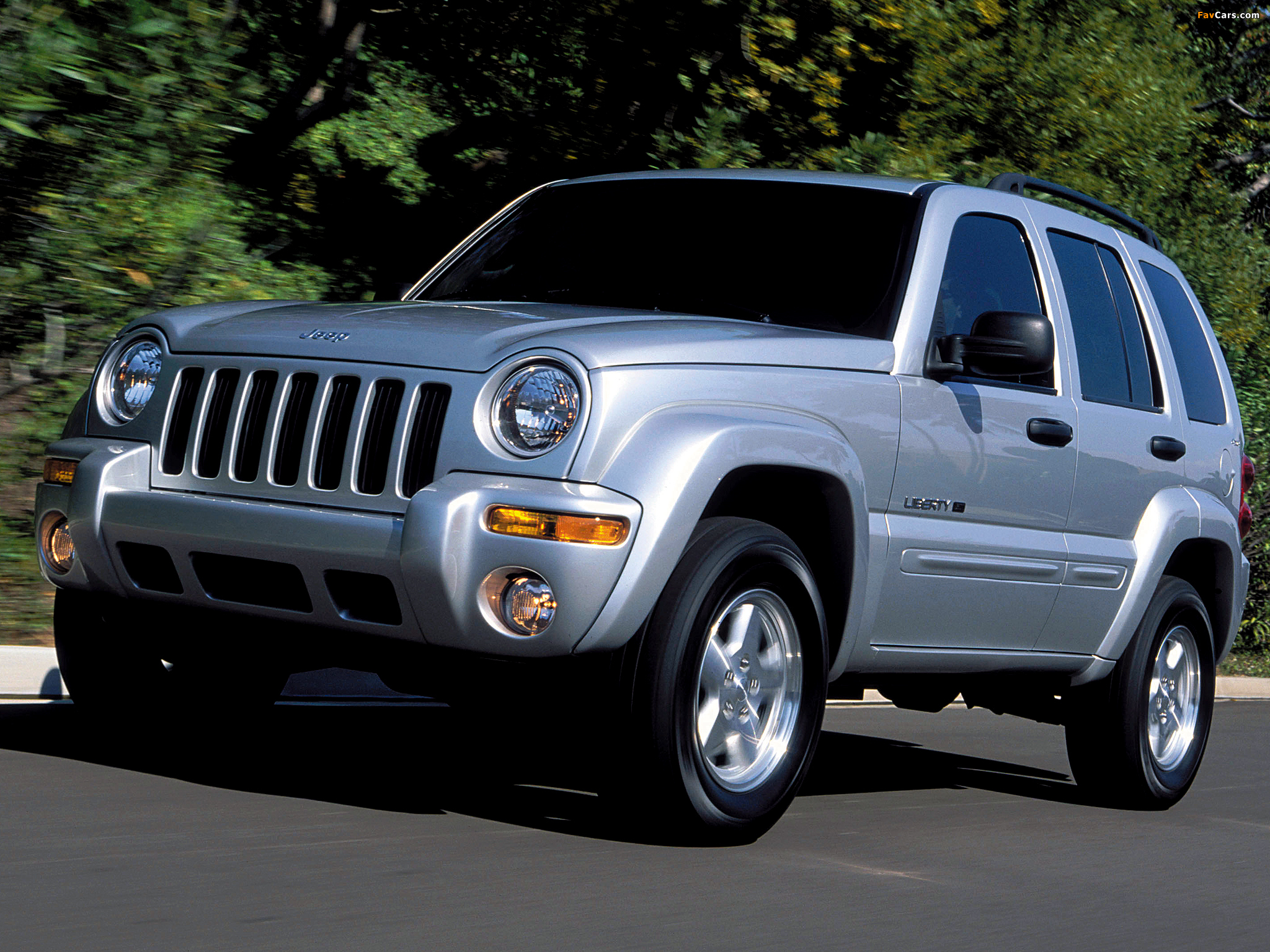 2002 jeep liberty limited edition mpg gov