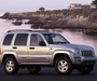 Jeep Liberty Limited 2002–05 wallpapers