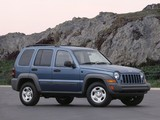 Jeep Liberty Limited 2005–07 wallpapers
