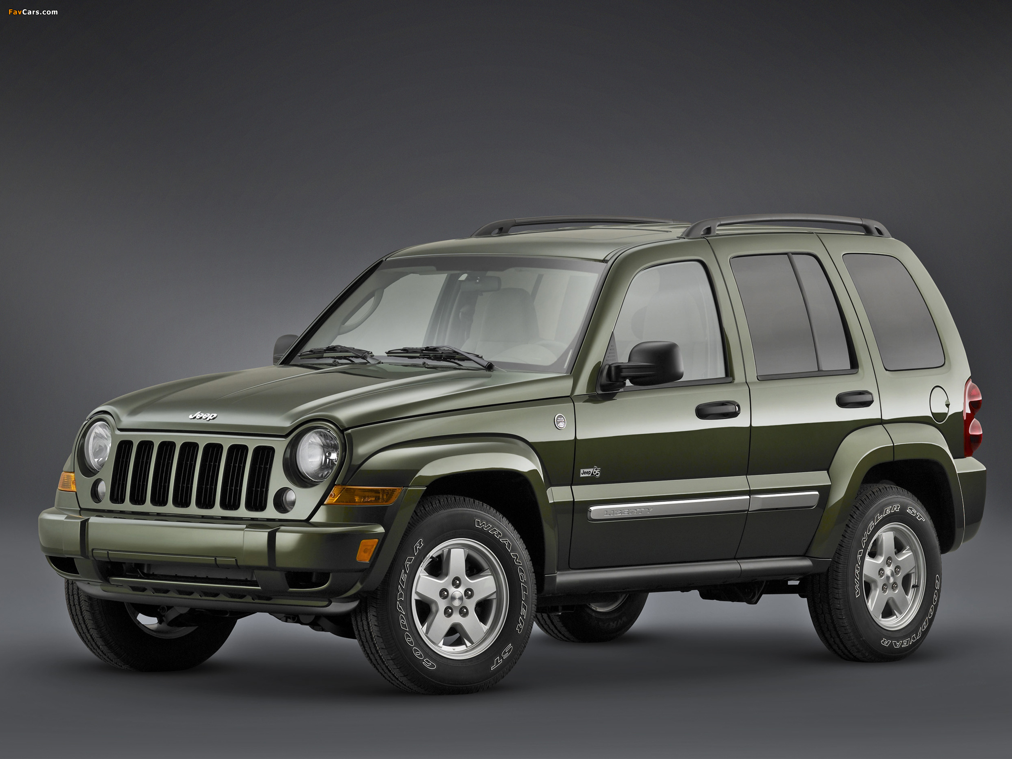 Jeep Liberty 65th Anniversary 2006 Wallpapers 2048x1536