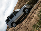 Jeep Liberty 2007 wallpapers