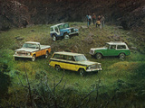 Pictures of Jeep Model Range 1973