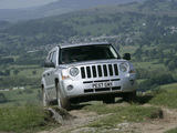 Images of Jeep Patriot UK-spec 2007–10