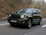 Images of Jeep Patriot UK-spec 2007–10