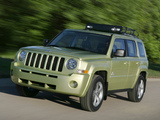 Images of Jeep Patriot Back Country 2008