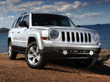 Images of Jeep Patriot 2010