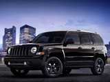Images of Jeep Patriot Altitude 2012