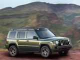 Jeep Patriot Concept 2005 wallpapers