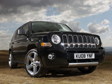 Startech Jeep Patriot UK-spec 2007–10 images