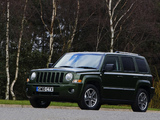 Jeep Patriot UK-spec 2007–10 photos