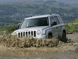 Jeep Patriot UK-spec 2007–10 pictures