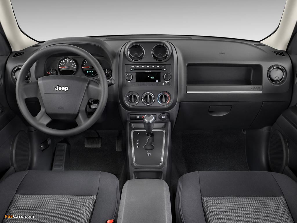 Jeep Patriot 2007–10 pictures (1024 x 768)