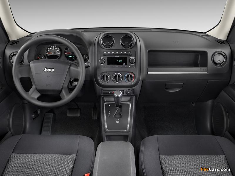 Jeep Patriot 2007–10 pictures (800 x 600)