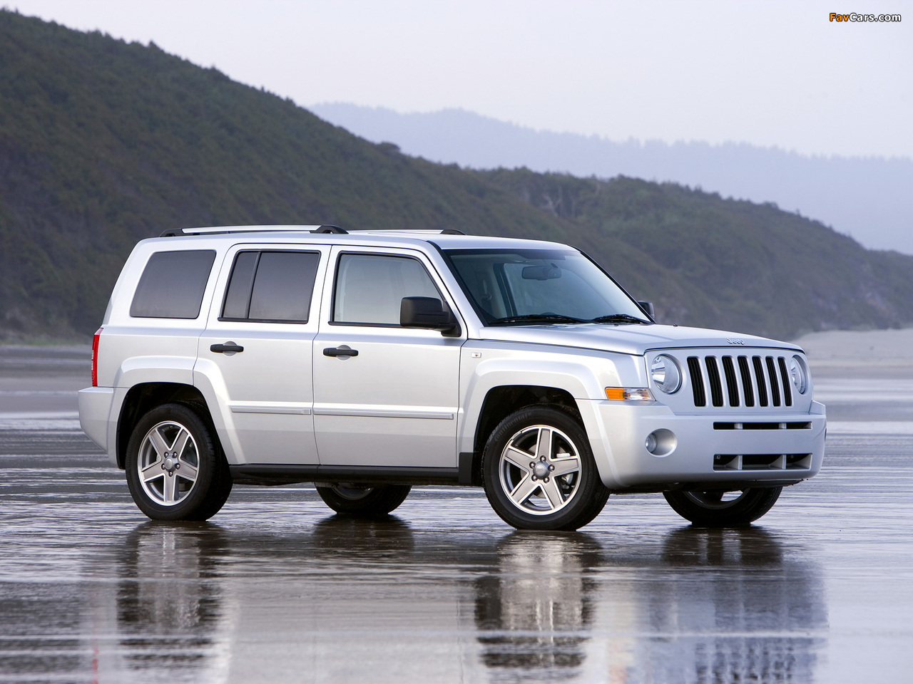 Jeep Patriot 2007–10 wallpapers (1280 x 960)